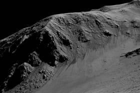 """Mars: l'eau """"découverte"""" parlaNasa sur laplanète rouge fait pschitt"""