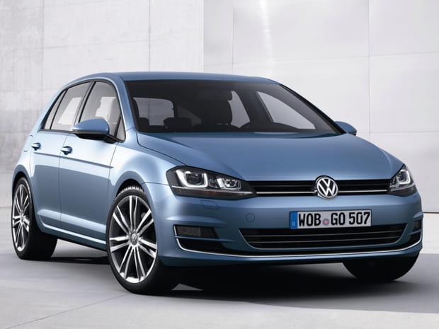 Volkswagen Golf 7 : la Golf en mieux