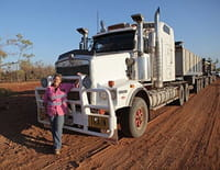 Routiers de l'Outback : Conditions extrêmes