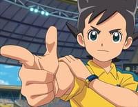Inazuma Eleven Ares : Monsieur Yi, le coach mystérieux