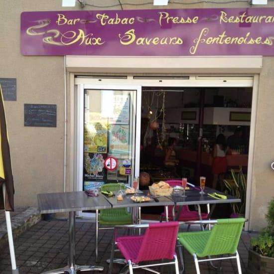 Restaurant : Aux Saveurs Fontenoises