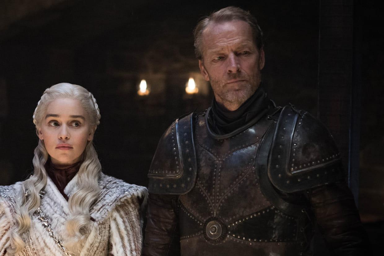Jorah Mormont Quel Destin Pour Le Chevalier Dans La Saison