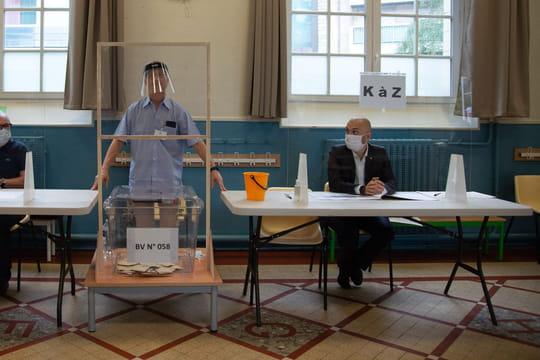 Taux de participation aux municipales (2e tour) à midi: 15,29%, c'est très peu!