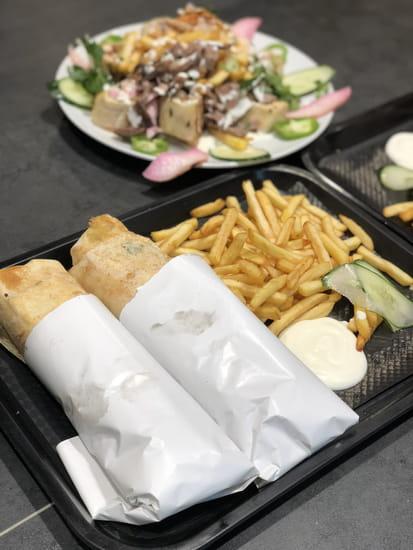 Mixette  - Shawarma Damas et Alepo -   © Damas