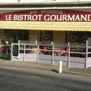 Restaurant : Le Bistrot Gourmand  - Terrasse plein sud -