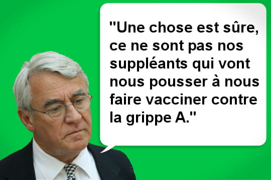 Vaccin anti-suppléant
