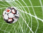 Football - Eintracht Francfort / Mönchengladbach