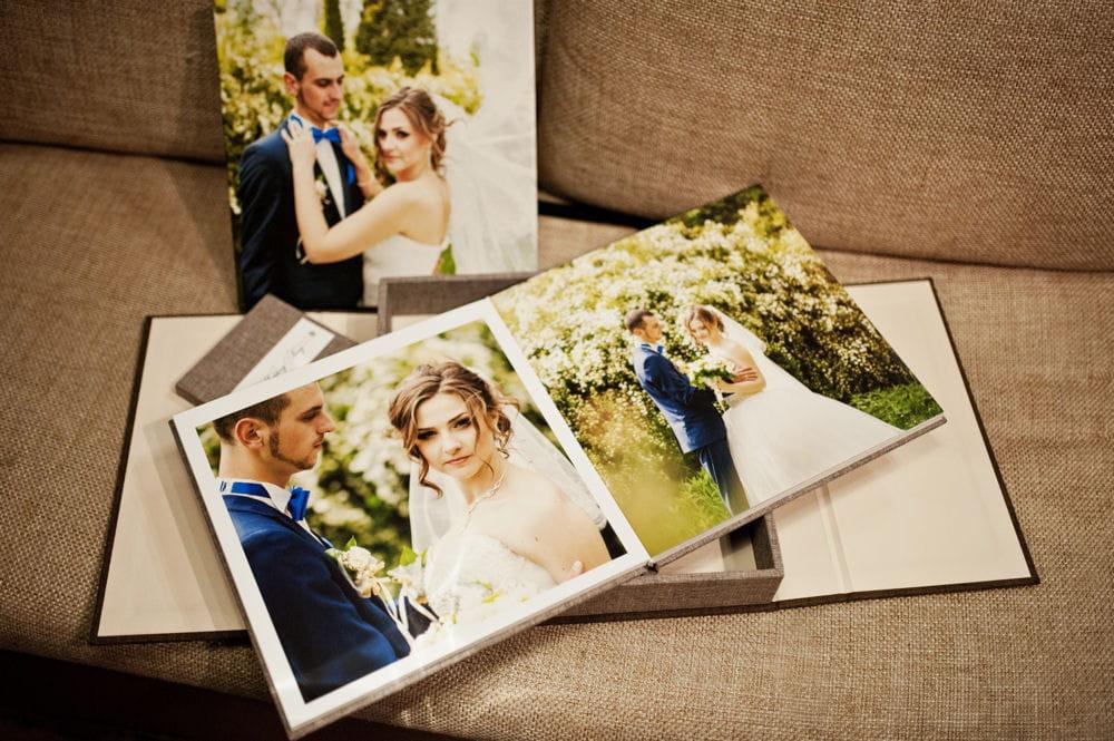 livre photo personnalis pour un mariage pas cher ou