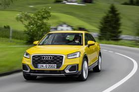Audi Q2: le petit SUV passe le test [infos, prix, photos]