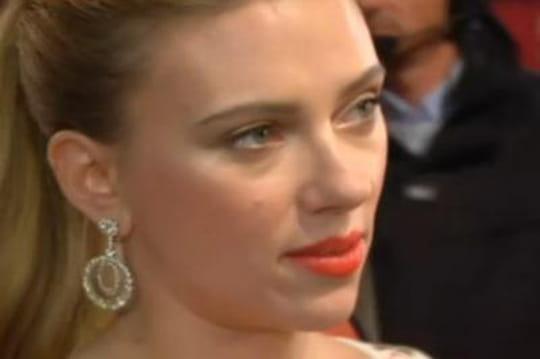 Scarlett Johansson: un mariage secret avec le Français Romain Dauriac