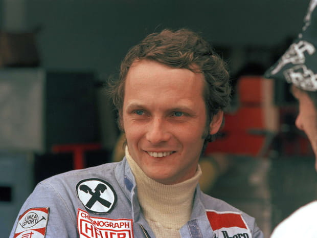 La vie de Niki Lauda, miraculé de la F1, en images
