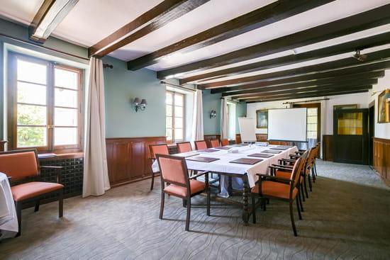 Restaurant : La Verniaz  - Salle de réunion -   © La Verniaz SARL