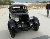 Chrome Custom : Chevrolet 1935