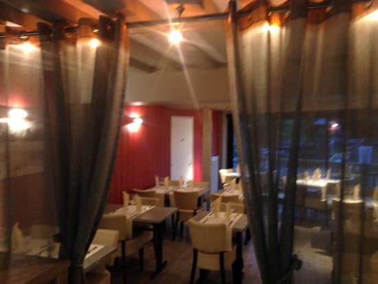 Le Bistro Italien  - Salle cosy -