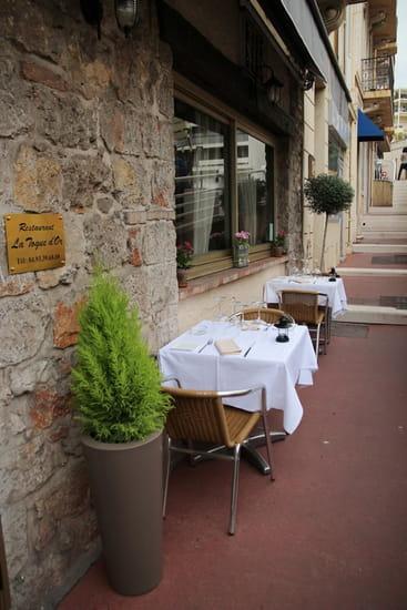 La Toque d'Or  - restaurant la toque d'or . Tel : 04 93 39 68 08  -