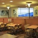 Cafétéria Croquandine  - Salle -