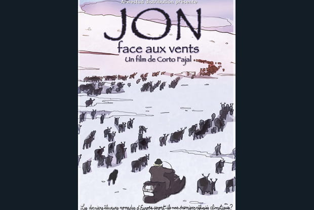 Jon face aux vents - Photo 1