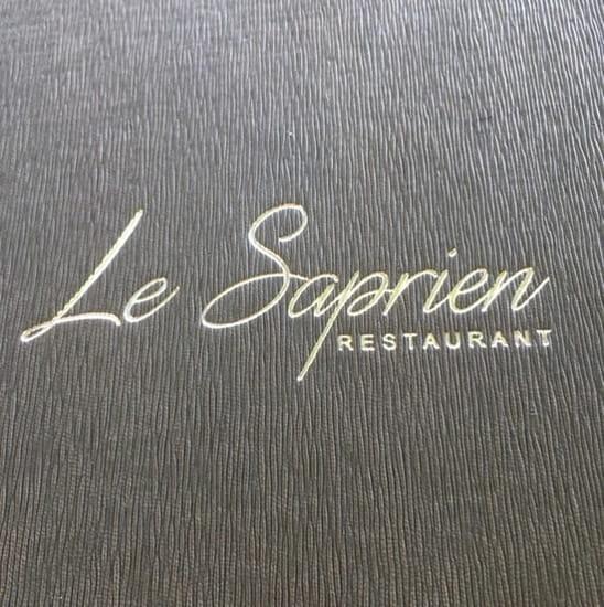 Restaurant : Le Saprien  - Restaurant à Sauternes -