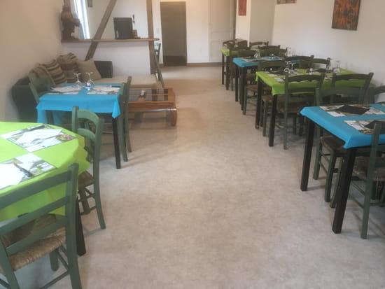 Restaurant : Restaurant du Café du Pont  - Salle de Restaurant -   © 2