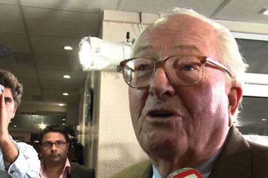 Elections départementales : surprise ! Jean-Marie Le Pen tend la main à l'UMP