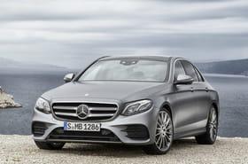 Mercedes Classe E : les premières photos et infos