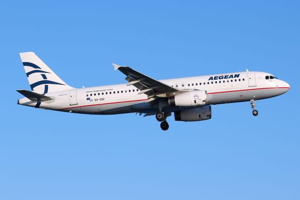 18- Aegean Airlines