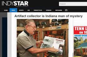 Donald Miller: letrésor du vrai Indiana Jones récupéré par leFBI