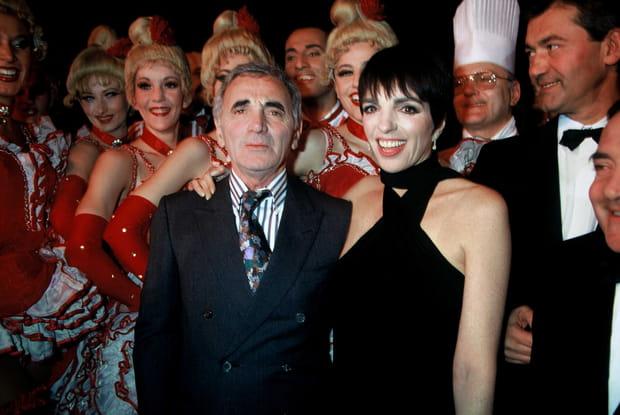 Avec Liza Minnelli