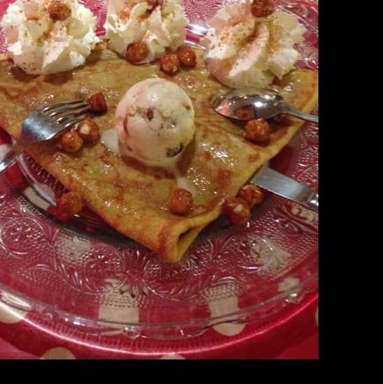 Dessert : Le Chaperon Rouge