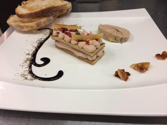 Le Fenelon   © foie gras