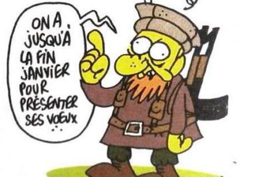 Charb, Cabu, Wolinski, Tignous: les derniers dessins des caricaturistes de Charlie Hebdo