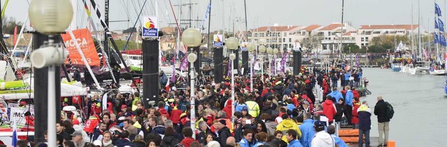 Vendée Globe, Jour J: l'heure du départ fixée à la minute près