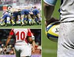Rugby - Afrique du Sud / Angleterre