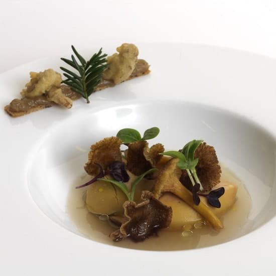 Le Manoir du Lys  - Le foie gras -   © manoir