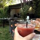 Restaurant : Suwanna  - Repas en jardin -