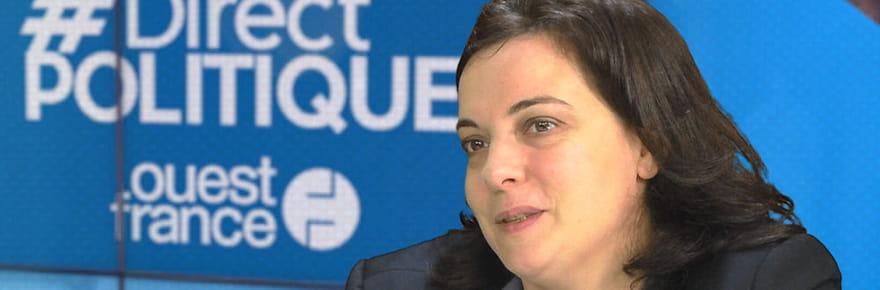 Emmanuelle Cosse clarifie la position d'EELV pour le second tour des régionales