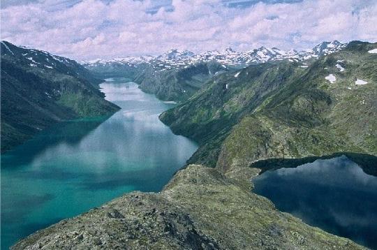 Destination Norvège