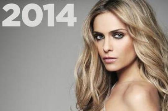 Clara Morgane: lecalendrier 2014 neplaît pas àFacebook
