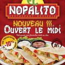 El  Nopalito  - ouverture service midi -   © El Nopalito