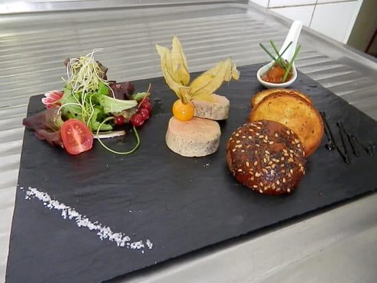 4 Saisons  - Restaurant 4 saisons-le tréport. Foie gras maison -