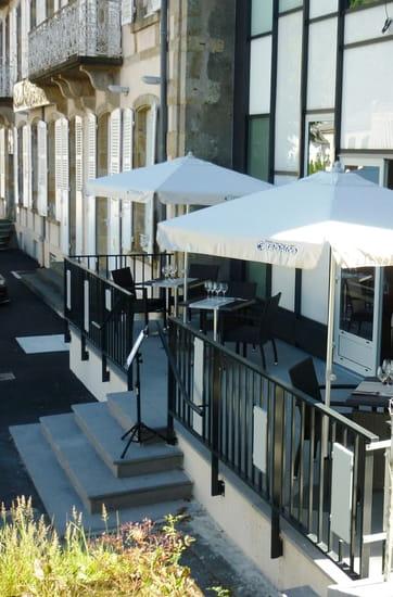 Les Secrets d'Epona  - Terrasse Brasserie -