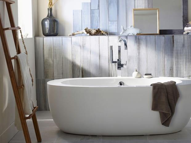 Des baignoires qui donnent envie de se détendre