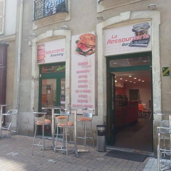 Restaurant : La Ressourcerie
