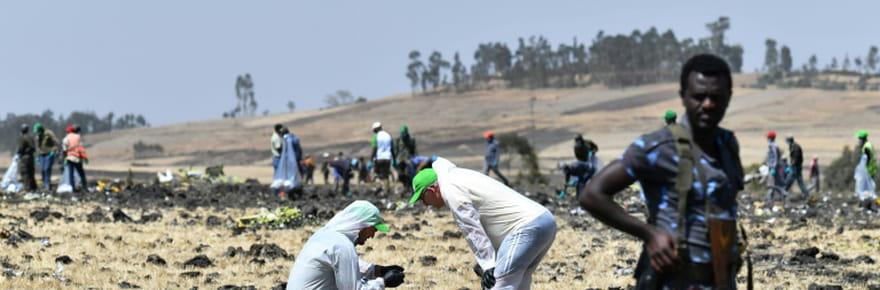 """Les pilotes du 737d'Ethiopian ont respecté """"initialement"""" les consignes de Boeing"""