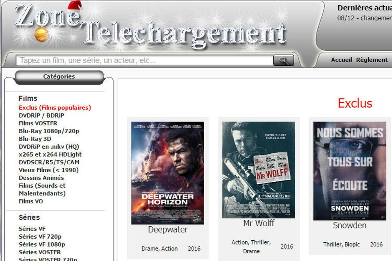 Zone Telechargement on FeedYeti.com