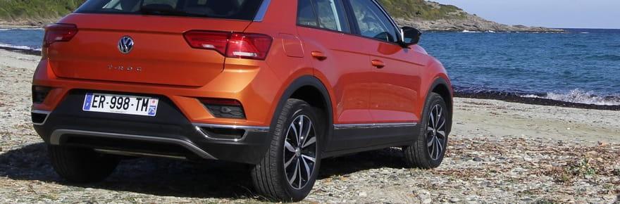 Volkswagen T-Roc: l'essai complet et notre avis [prix, date de sortie]