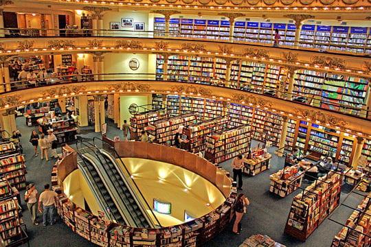 Les plus belles librairies du monde