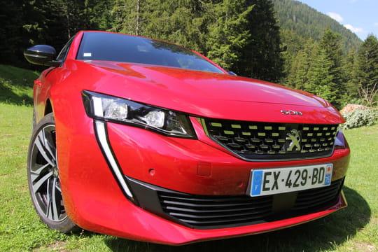 Peugeot 508: l'essai complet de la nouvelle 508[photos, prix, infos]