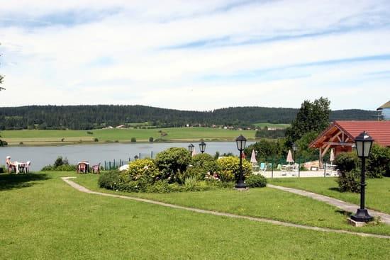 Restaurant Le Lac  - Jardin  -