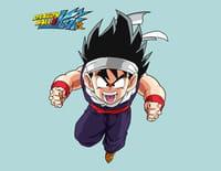Dragon Ball Z Kai : C'est mon dernier atout ! Le Genki Dama géant de Goku